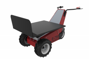E-750 Dolly/Transport Bed