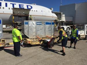 Power Pusher Moving Airline Equip 2
