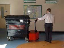 Gestión de residuos del hospital