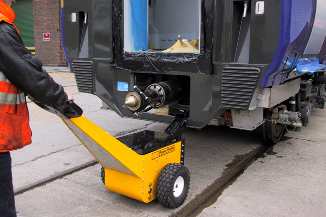 Electric Tugs | Electric-Powered Compact Tugger