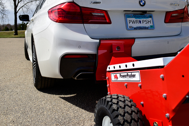 Automotive Power Pusher | Electric Car Pusher | Car Puller