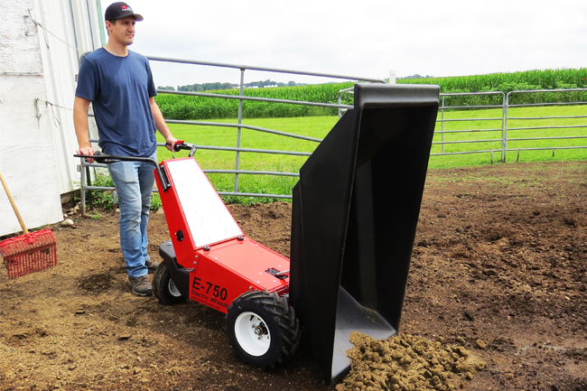 Electric Wheelbarrow for Agriculture, Farmers and Growers