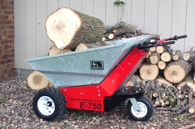 Electric Wheelbarrow | Best Motorized Wheelbarrow for Sale