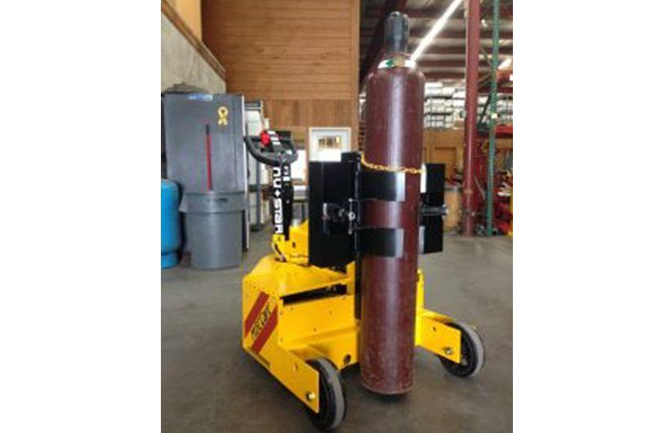 Drum Handling Cart with Hydraulic Lift