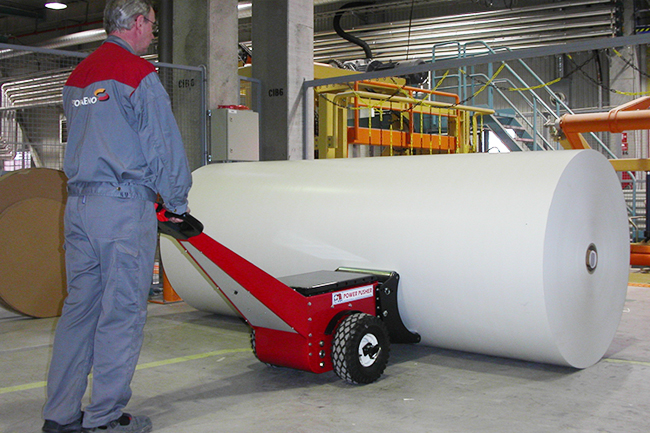Drum Pushers | Roll Pushers | Roll Movers | Move Up To 137,000 lbs.