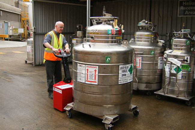 Electric Tugs for Moving Pharmaceutical Equipment
