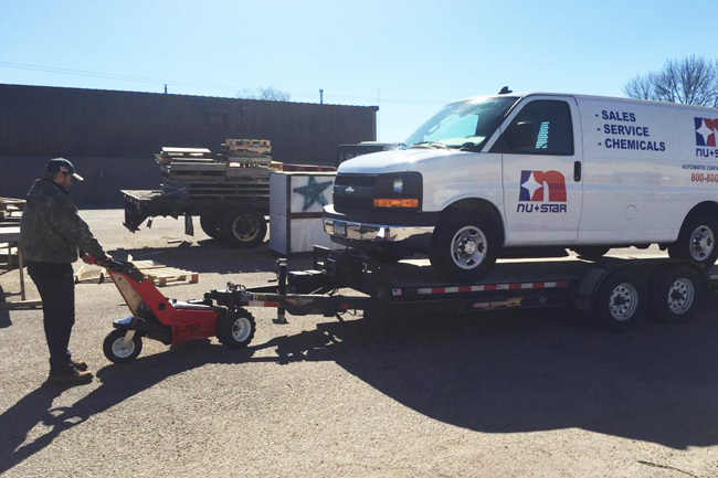 Electric Trailer Mover | Electric Trailer Dolly