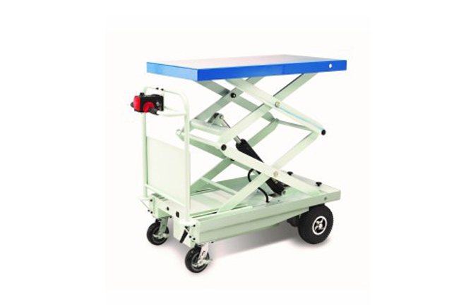 Powered Hydraulic Lift Table | ET-105 Powered Lift Table