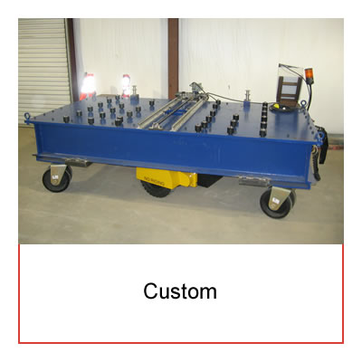Electric Pushers & Tugs for Any Application