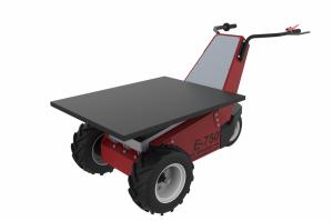 Lecho plano E-750 (corta o larga)