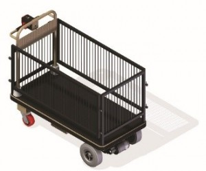 Side Rail Cage