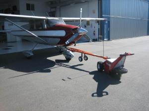Trailer Mover-Plane