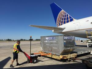 Power Pusher Moving Airline Equip 3