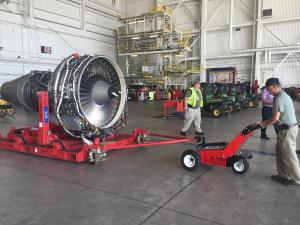 Trailer Mover at Airlines 2