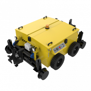 Power Pusher Rail Mover™