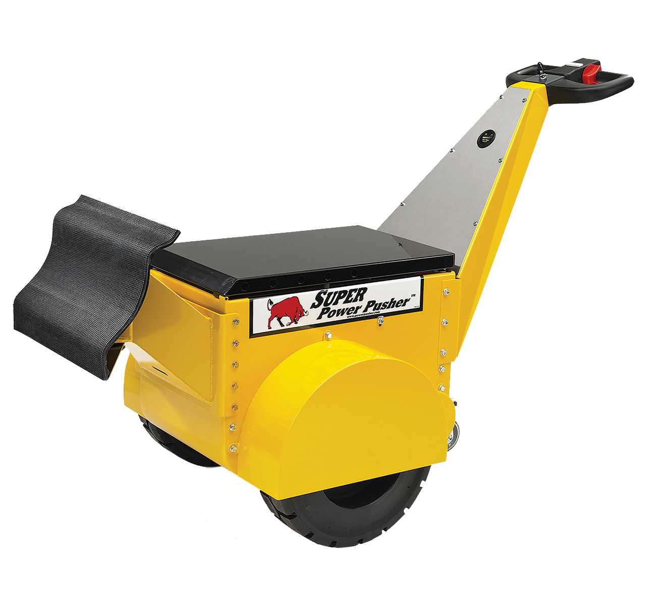 Heavy Duty Industrial Cart Mover | For Loads Up To 120,000 Lbs.